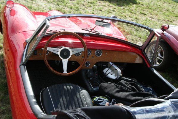 2CV Kitcar Jaguar