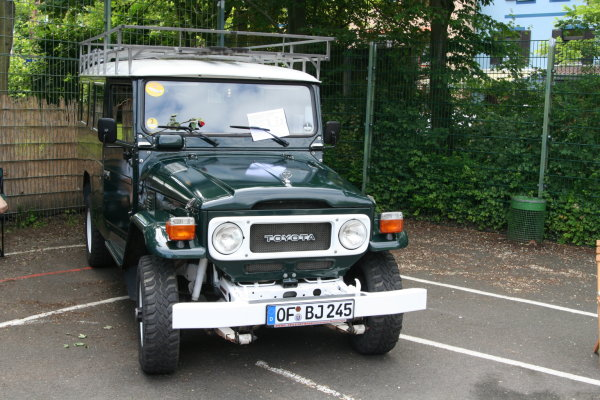 TOYOTA BJ 45 LV Land Cruiser