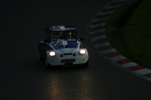 24h-Rennen in Spa Francorchamps 2009