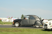 Worldmeeting 2CV Most Czech republic 2009